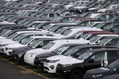 Jaguar Land Rover to cut output and jobs due to Brexit, diesel slump: source Land Rover Car, New Land Rover, Jaguar Land Rover, Great Photos, Cool Pictures, Dubai, Car Cost, New Cars For Sale, Tata Motors
