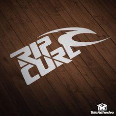 Pegatina Rip Curl 5