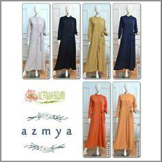 Saya menjual Azmya Dress By Al-Fiyah Islami seharga Rp195.000. Dapatkan produk ini hanya di Shopee! https://shopee.co.id/fitrisetyayudha/622305180/ #ShopeeID