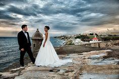 Puerto Rico Wedding Photographer - El Morro