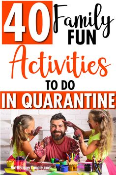 Did your kids get weeks of extra spring break? Is everything getting cancelled? Now you are sure what to do with your family (and yourself)? Here are some ideas on how to keep them entertained and things you can do around the house to keep you all busy. There are even a few tips you can do for yourself during this time. #familyactivities #kidactivities #activitiesathome #springbreak #parentingtips #momtips
