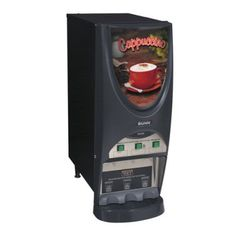 Bunn 386000000 iMix3 S Instant Cappuccino Machine with 3 Hoppers *** You can get more details by clicking on the affiliate link Amazon.com.