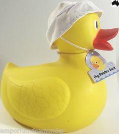 LARGE rubber duckie christmas gift idea  http://r.ebay.com/KCaebU