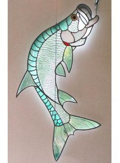 Stained Glass Tarpon