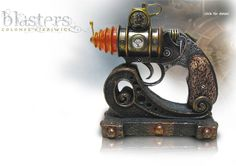 NobleWares Image of Colonel Fizziwigs Steampunk Collection C.O.D. Blaster 8317…