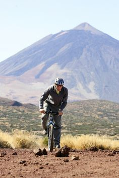 webtenerife.com Ciclismo en Tenerife (Islas Canarias), Teide // Cycling, bike, mountain bike in Tenerife (Canary Islands, Mount Teide // Radfahren auf Teneriffa (Kanaren, Kanarische Inseln)