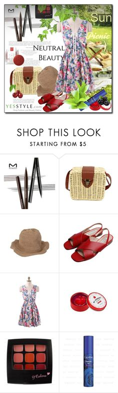 """""""Share your summer picnic outfit and WIN US$40 store coupons!"""" by ksenian-74 ❤ liked on Polyvore featuring migunstyle, DaBaGirl, Goroke, Chlo.D.Manon and Missha"""