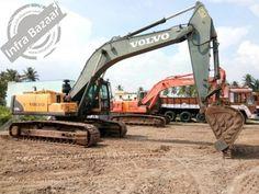 Excavator for Sale - Buy Used Vovlo EC290 Excavator Online, Product ID: 447871 | Infra Bazaar