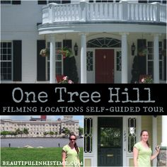 Tree Hill Filming Locations Self-Guided Tour - One Tree Hill Filming Locations Self-Guided Tour . I would totally do this!One Tree Hill Filming Locations Self-Guided Tour . I would totally do this! Travel Tours, Travel Destinations, Travel Guide, Travel Ideas, One Tree Hill Location, Places To Travel, Places To See, Travel Things, To Infinity And Beyond