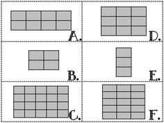 Print out the Array cards and set them around the room.  Have your kids visit each card and write down the multiplication sentence for that array!...