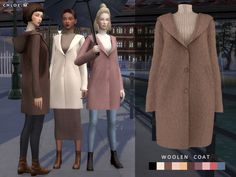 The Sims 4 fashion Mods Sims 4, Sims 4 Mods Clothes, Sims 4 Clothing, Sims 4 Mm, My Sims, Sims 4 Dresses, Sims4 Clothes, Sims 4 Gameplay, Sims Hair