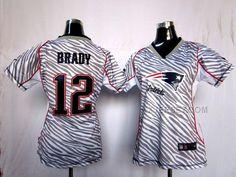 http://www.xjersey.com/nike-patriots-12-brady-women-zebra-jerseys.html Only$36.00 #NIKE PATRIOTS 12 BRADY WOMEN ZEBRA JERSEYS Free Shipping!