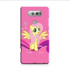 My Little Pony Fluttershy LG V30 3D Case