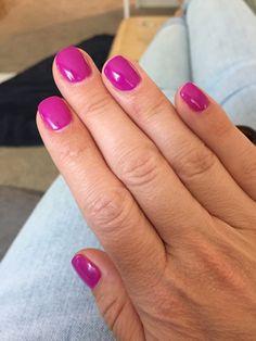 Gel Manicure Mani Pedi Pedicure Manicures Nail Time How To Do