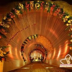 Venkateswara Flower Decors (VFD) provides Reception Stage, Hall & All Wedding Decoration Services in Chennai. Wedding Hall Decorations, Marriage Decoration, Backdrop Decorations, Flower Decorations, Wedding Themes, Reception Stage Decor, Wedding Reception Backdrop, Gate Decoration, Chennai