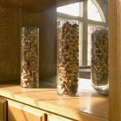 Decora y Recicla: Varias Ideas para Reutilizar Corchos de Vino