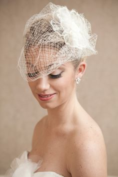 Claudia Veil by Enchanted Atelier, bridal accessories for rent with Happily Ever BorroWED
