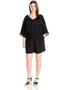 Single Dress Women's Plus-Size Karina Romper