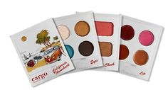 Cargo Cosmetics 'Polaroid Kit' - More looks than a summer of selfies! This kit has endless possibilities with its triple tiered magnetic palettes for eyes, cheeks and lips. Makeup Palette, Eyeshadow Palette, Cargo Cosmetics, Magnetic Palette, South By Southwest, Winter Beauty, Blusher, Summer Makeup, Essie
