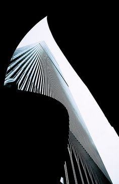 World Trade Center from below
