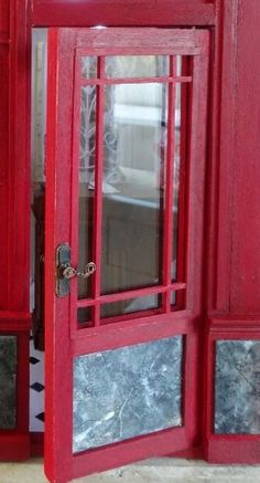 how to: doorknob: It thought of re-titling this How To Door, but thought it best to keep it simple, so how to door it is.