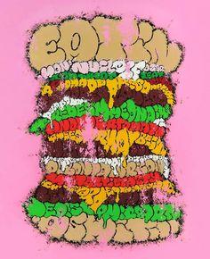 All You Can Eat – Fast Food, Art et Graffiti par TILT