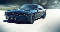 Equus Automotive Bass770 - Classic muscle car styling with current comfort, features, controls - 6.2 liter supercharged Corvette V8 engine, 200mph and 0-60 in 3.4 seconds - $250k