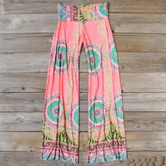 Cactus Legend Pants
