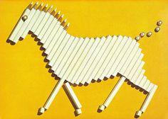 Pencil horse by arthurvankruining, via Flickr