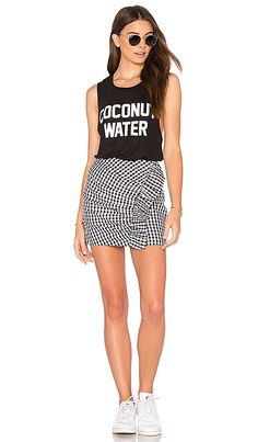 Shop for Private Party Coconut Water Tank in Black at REVOLVE. Free 2-3 day shipping and returns, 30 day price match guarantee.