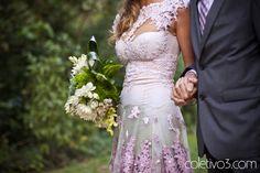 Detalhe Vestido - Casamento | Alex & Mariana by Coletivo3