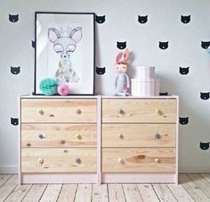 Eye-Catchy IKEA Rast Hacks For Your Home | ComfyDwelling.com