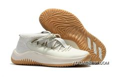 """Adidas Dame 4 """"Un-Dyed"""" White Shoes BY4496 Free Shipping 3eb187d17"""