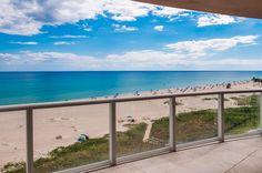 Lyxlägenhet till salu. Singer Island, Florida. #lägenhet #florida #ritzcarlton