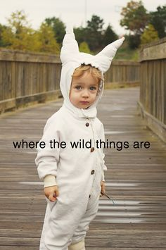 where the wild things are - wolf suit - GIRL LIKE THE SEA