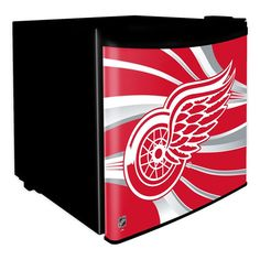 Use this Exclusive coupon code: PINFIVE to receive an additional 5% off the Detroit Red Wings NHL Dorm Room Refrigerator at SportsFansPlus.com