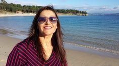 Que gusto poder sentir la brisa del mar en tu cara!! Un privilegio poder vivir en este paraíso!! #anabelycarlos agradecidos con la vida! blog.carlossanin.com