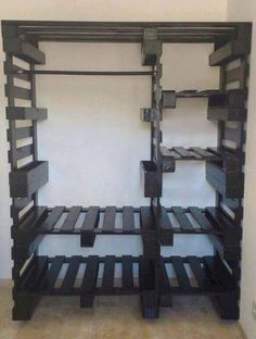 20 Brilliant DIY Pallet Furniture Design Ideas to Inspire You - diy pallet creations - Unique DIY pallet project furniture ideas -