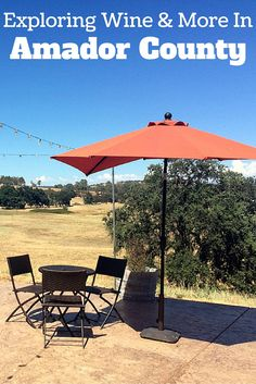 Things to do in Amador County. A day trip for Sacramento, California filled will wineries, breweries and tasty restaurants.