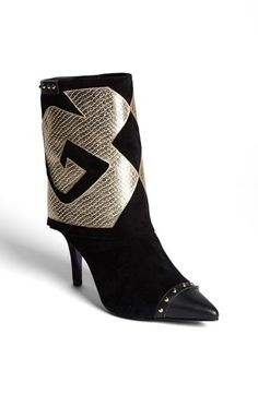 Blonde Ambition 'Desi' Bootie available at #Nordstrom