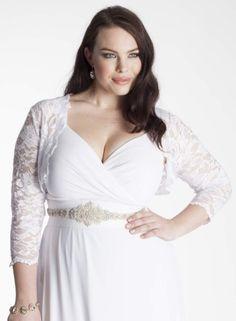 Anise Lace Shrug