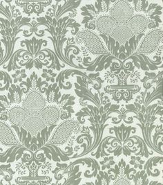Waverly Home Decor Print Fabric  Center Stage Ethereal