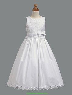 First Communion Dresses | ... First Communion Dress - Flower Girl Dresses, Communion Dresses