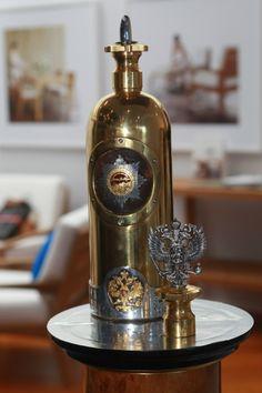 4 Russo-Baltique Vodka 2011 >> 10 Most Expensive Vodka Brands In The World Alcohol Bottles, Glass Bottles, Vodka Bottle, Liquor Bottles, Expensive Vodka, Most Expensive, Expensive Taste, Fun Drinks, Alcoholic Drinks