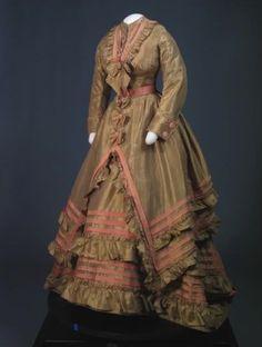 1870 Silk Taffeta