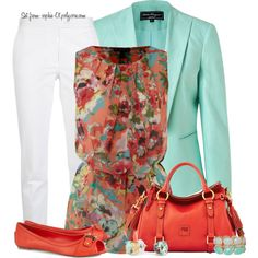 Warm Day...Cool Night, created by sophie-01 on Polyvore
