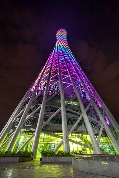 Canton Tower - Guangzhou, Guangdong, China