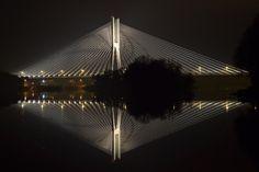 Mirror bridge - Wroclaw, Dolnoslaskie