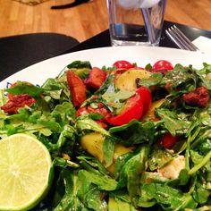 Honey Lime Chicken Salad