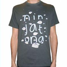 Ninja Tuna shirt!!!!!!